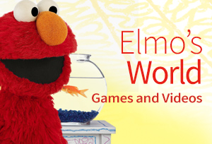 Elmo's World Activities and More