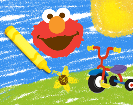 Elmo Art Maker