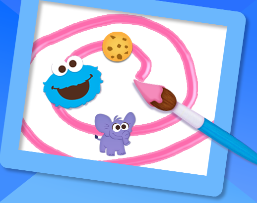 Art Maker | Sesame Street | Free Coloring and Art Activities for Kids
