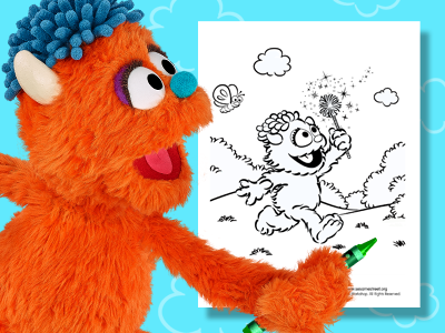 picture regarding Printable Pictures of Sesame Street Characters identified as Sesame Highway Printables