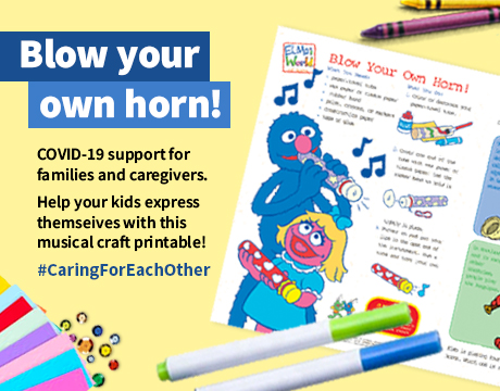 Blow Your Own Horn | Learn More