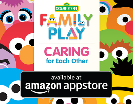 Sesame Street: Family Play | On Amazon