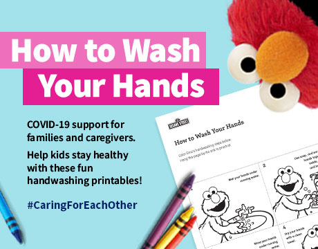 How to Wash Your Hands Printable | Learn More About Our Resources