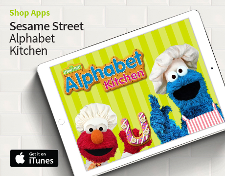 Sesame Street Alphabet Kitchen App | Learn More on Apple