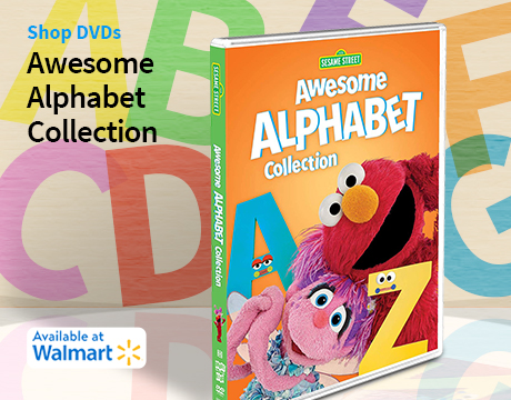 Awesome Alphabet DVD Collection | Walmart