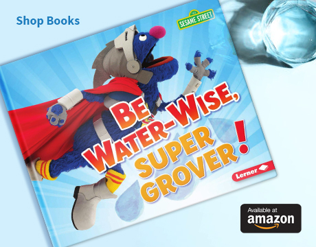 Be Water Wise with Grover | Shop Amazon