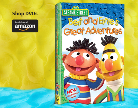 Bert and Ernie's Great Adventures Book | Shop on Amazon