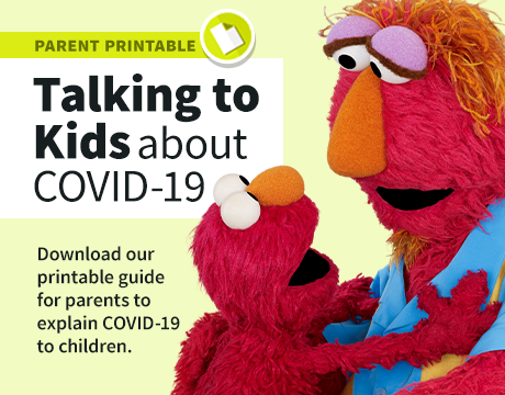 Talking To Your Kids About COVID-19 | Learn More