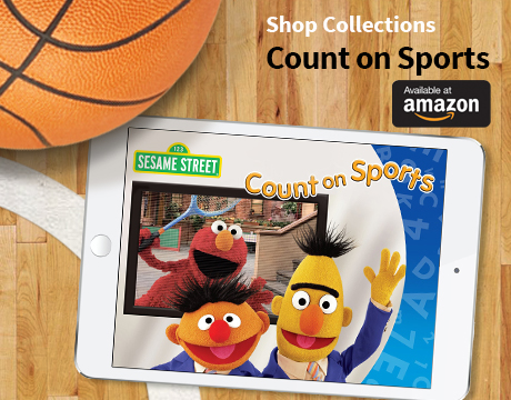 Sesame Street Count on Sports | Shop on Amazon