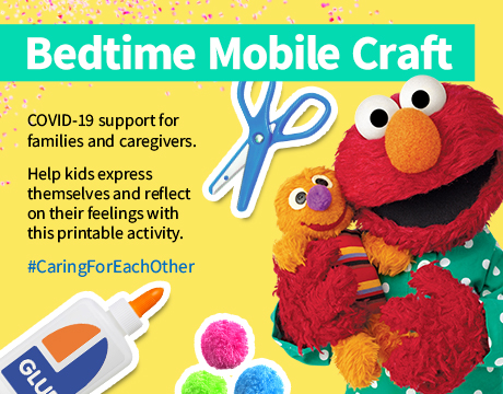 Bedtime Mobile Craft | Learn More