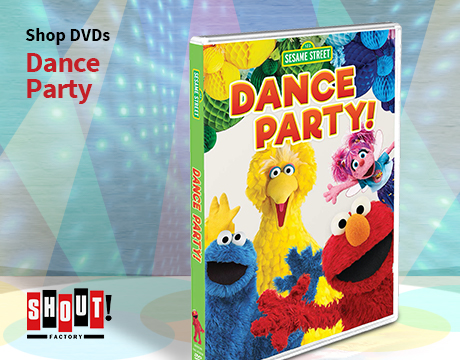 Dance Party DVD | Shop on Shout