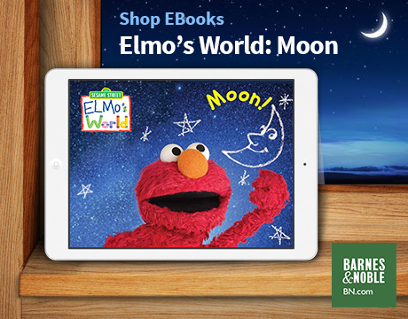 Elmo's World: Moon | Shop on Barnes and Noble