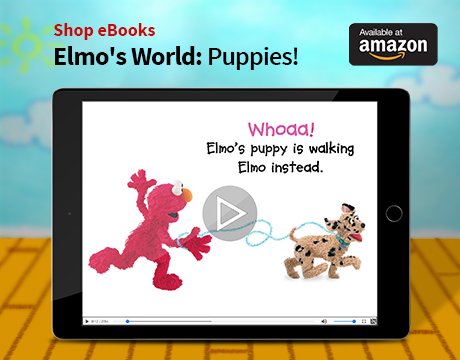 Elmo's World Puppies! Ebook | on Amazon
