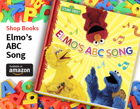 Elmo's ABC Song Book | Shop on Amazon