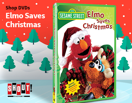 Elmo Save Christmas DVD | Shop on Shout