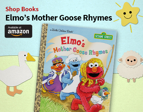 Elmo's Mother Goose Book | Shop on Amazon