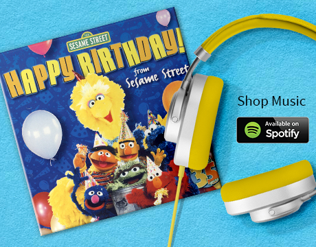 Happy Birthday From Sesame Street | Listen on Spotify
