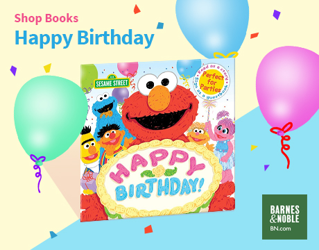 Happy Birthday Book | Shop Barnes and Noble