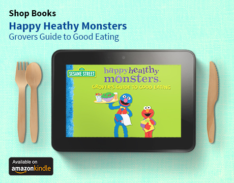 Happy Healthy Monsters: Grover's Guide to Good Eating | Shop on Amazon