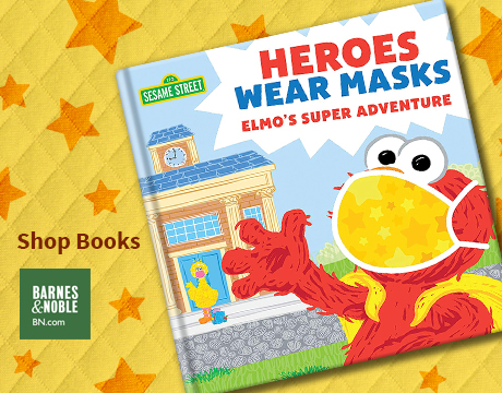 Heroes Wear Masks | Shop on Barnes and Noble