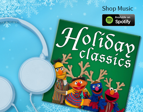 Sesame Street Holiday Classics | Listen on Spotify