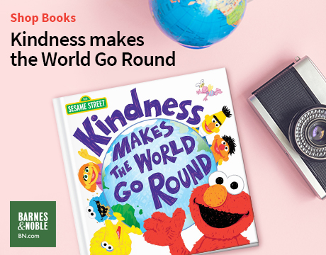Kindness Makes the World go 'Round Book from Barnes and Noble