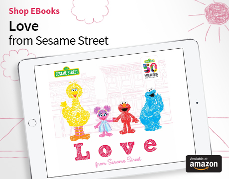 Love From Sesame Street Ebook | Shop Amazon