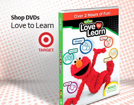Love to Learn DVD | Shop on Target