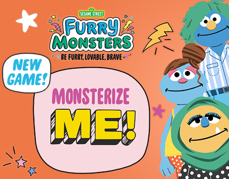 Monsterize Me Interactive | Click Here to Play
