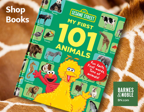 My First 101 Animals Book  | Shop Barnes and Noble