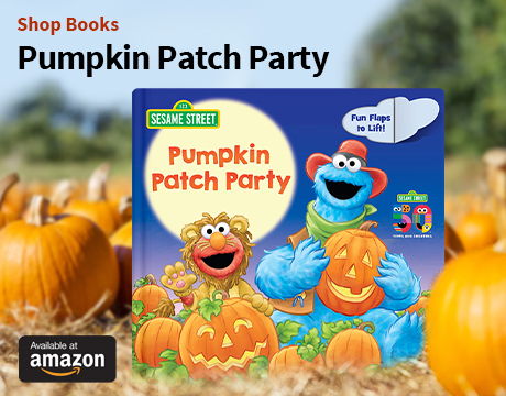 Pumpkin Patch Party Book | Shop on Amazon