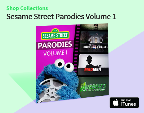 Shop Collections: Sesame Street Parodies Volume 1 | Get it on iTunes