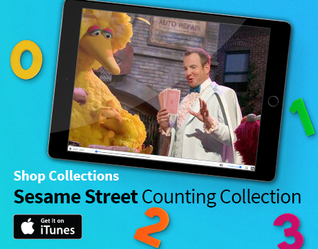 Sesame Street Counting Collection | Shop on iTunes