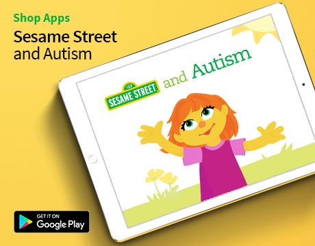 Sesame Street and Autism App