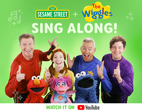 Wiggles Sesame Street Playlist | Watch on YTWiggles Sesame Street Playlist | Watch on YT