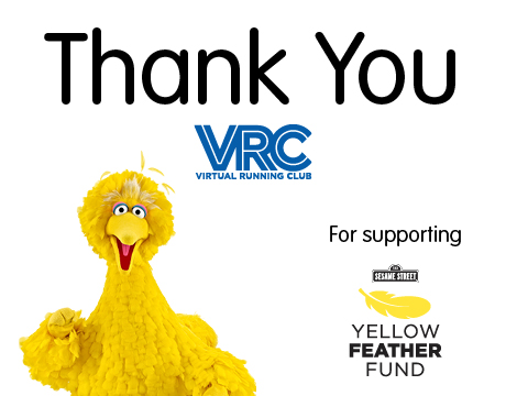 Yellow Feather Fund Virtual Race Registration