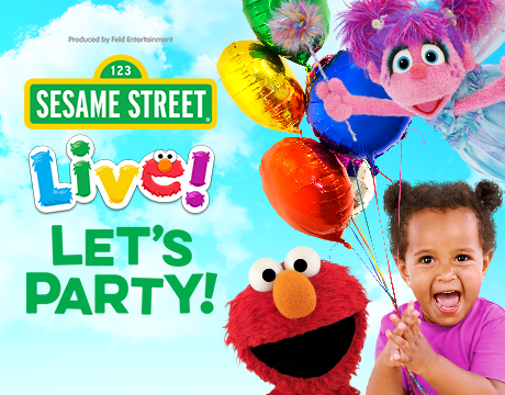 Sesame Street Live! | Let's Party! | Produced by Feld Entertainment