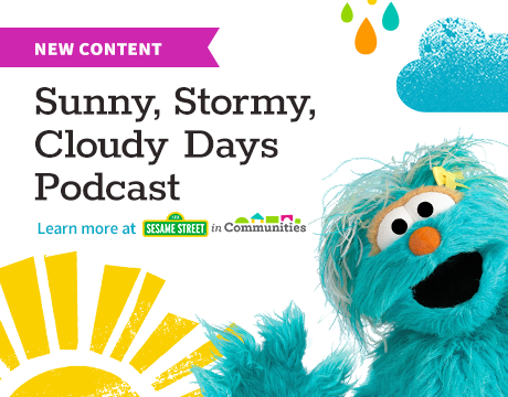 Sunny, Stormy, Cloudy Days Podcast | Learn More on SSIC