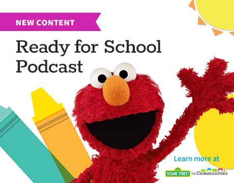Ready For School Challenge | Listen on iTunes