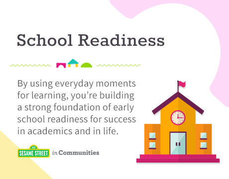 Sesame Street in Communities | School Readiness