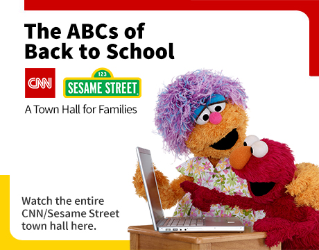 Back To School Town Hall with CNN | Click to watch and Learn More