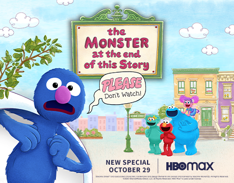 Monster at the End of this Story Special | Watch on HBO Max