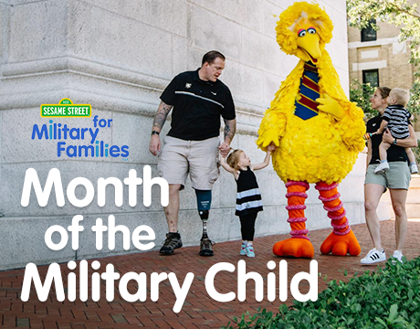Month of the Military Child | Explore Our Resources