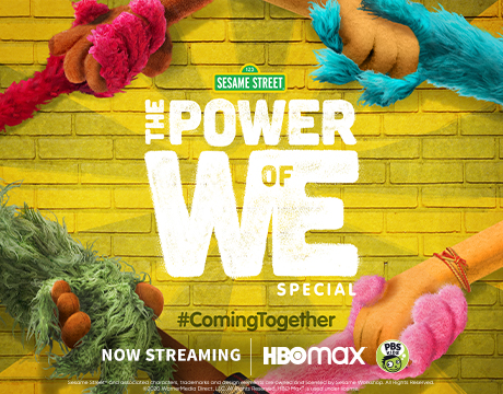 Power of We Now Streaming | Learn More