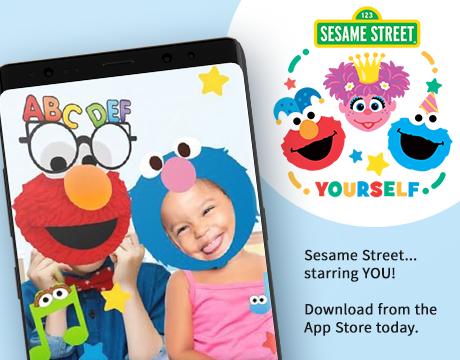 Sesame Street Yourself | Shop Apps