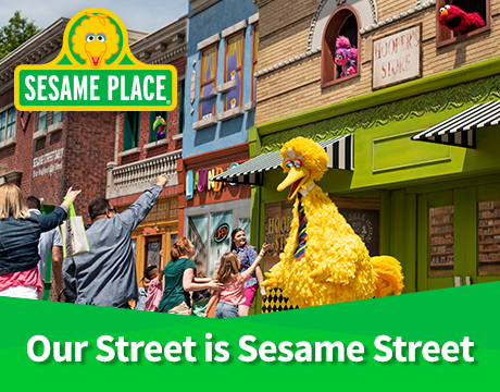 Sesame Place: Our Street is Sesame Street