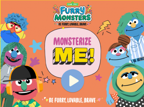 Furry Monsters | Monsterize Me! | Be Furry, Lovable, Brave